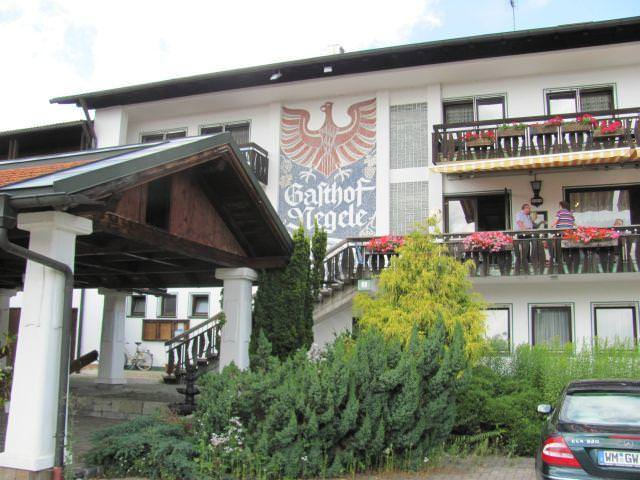 Hotel Negele & Resuarant Piroschka in Hohenfurch