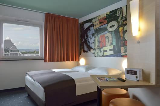 Mainz: B & B Hotel Mainz