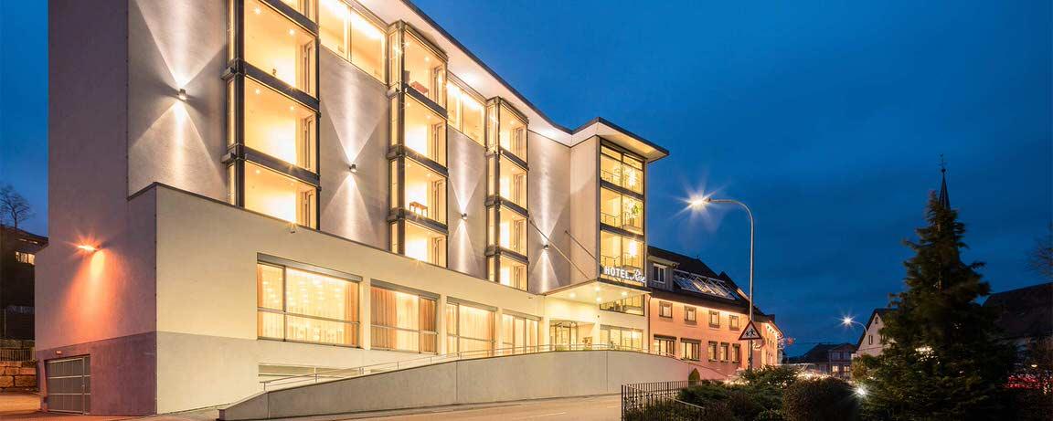 Hotel Rose, Hotel in Bretzfeld-Bitzfeld bei Heilbronn