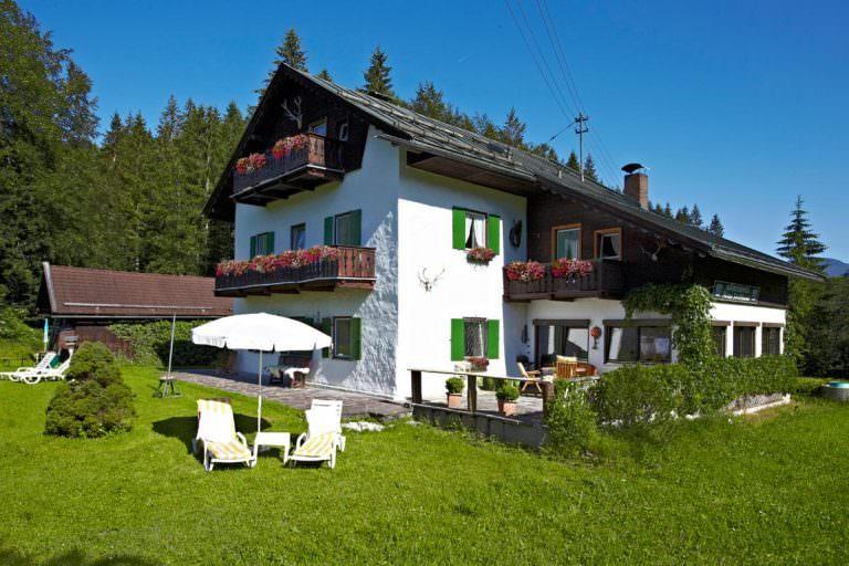 Ferienwohnungen Altes Forsthaus in Klais