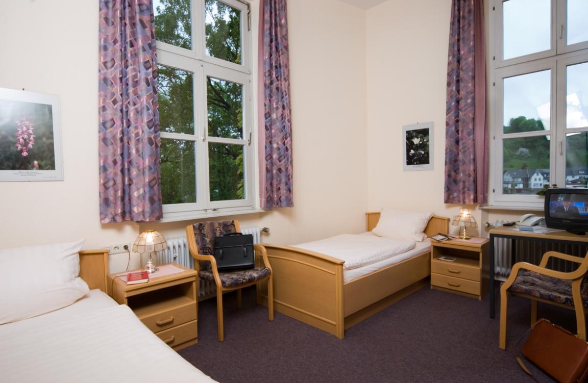 Hochstetten: Hotel Schloss Dhaun