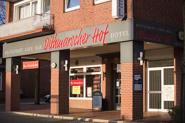 Dithmarscher Hof, Pension in Itzehoe bei Klein Offenseth-Sparrieshoop