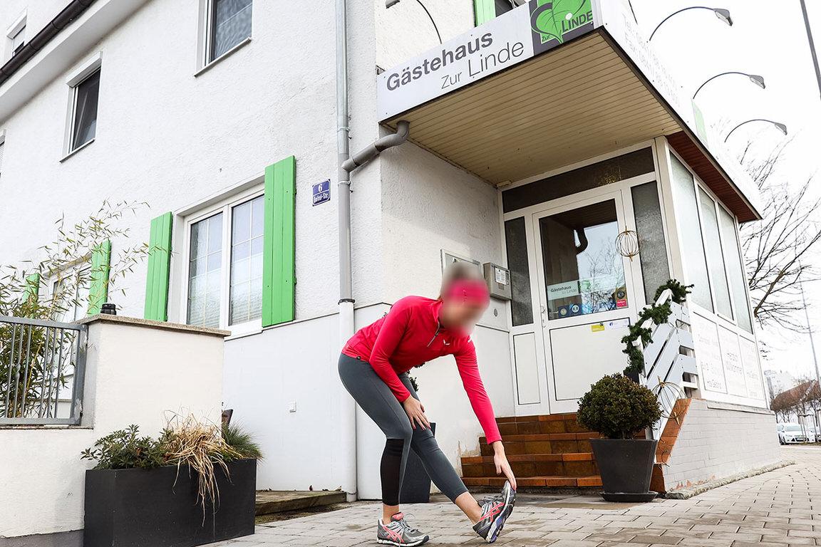 Gästehaus Zur Linde, Pension in Ingolstadt bei Ingolstadt