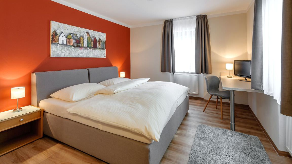 Ingolstadt: Pension & Hotel Sleep In Ingolstadt