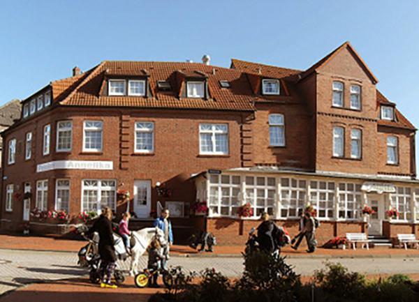 Hotel Pension Haus Angelika in 26571 Juist