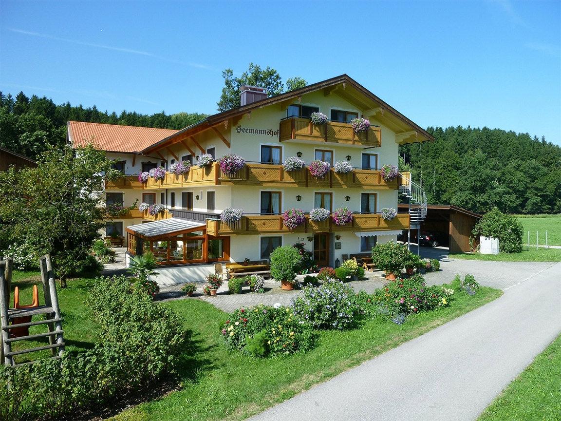 Gästehaus Seemannshof, Pension in Chieming bei Trostberg