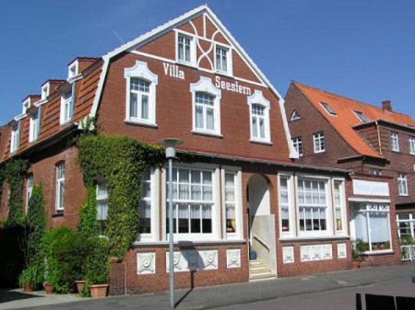 Pension Villa Seestern in 26571 Juist