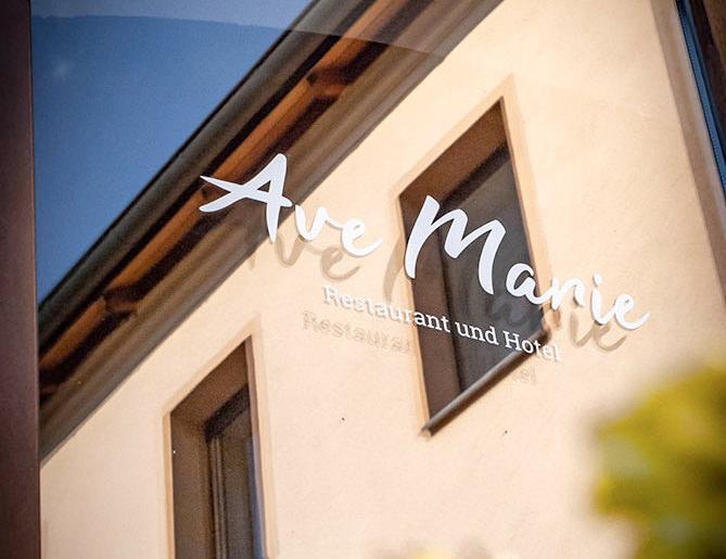 Diesbar-Seußlitz: Restaurant/Hotel Ave Marie