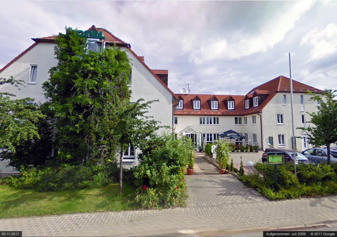 Leipzig-Seehausen: Hotel Residenz