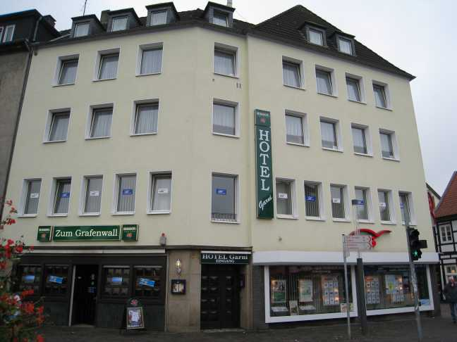 Recklinghausen, Pension in Recklinghausen bei Herne