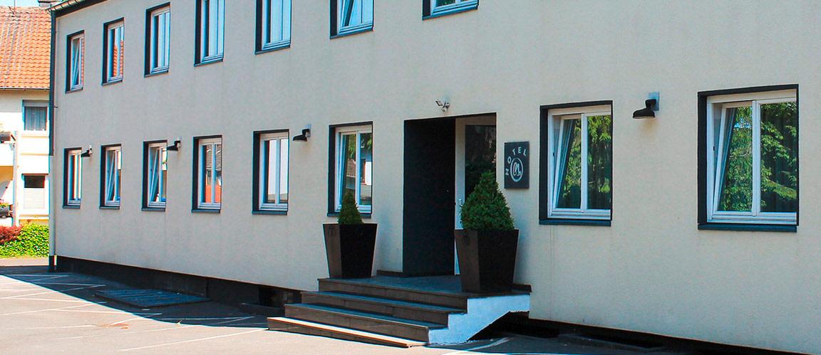 Hotel Garni U, Monteurzimmer in Mülheim  bei Duisburg