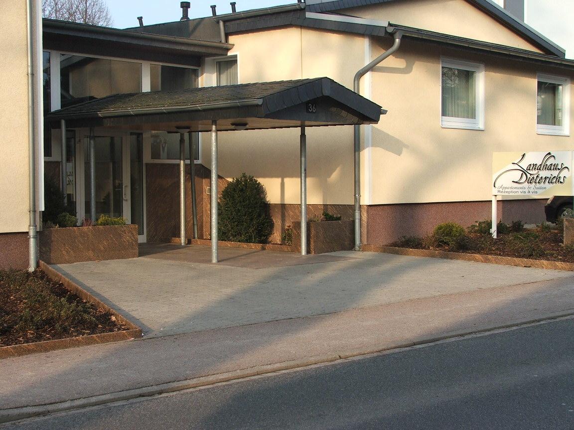 Landhaus Dieterichs, Pension in Wolfsburg-Hattorf bei Cremlingen