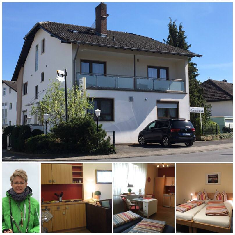 Pension Taunusblick Ferienwohnung und Apartment in Rosbach