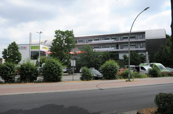 u. Hostel Chillten Bottrop, Pension in Bottrop-Boy