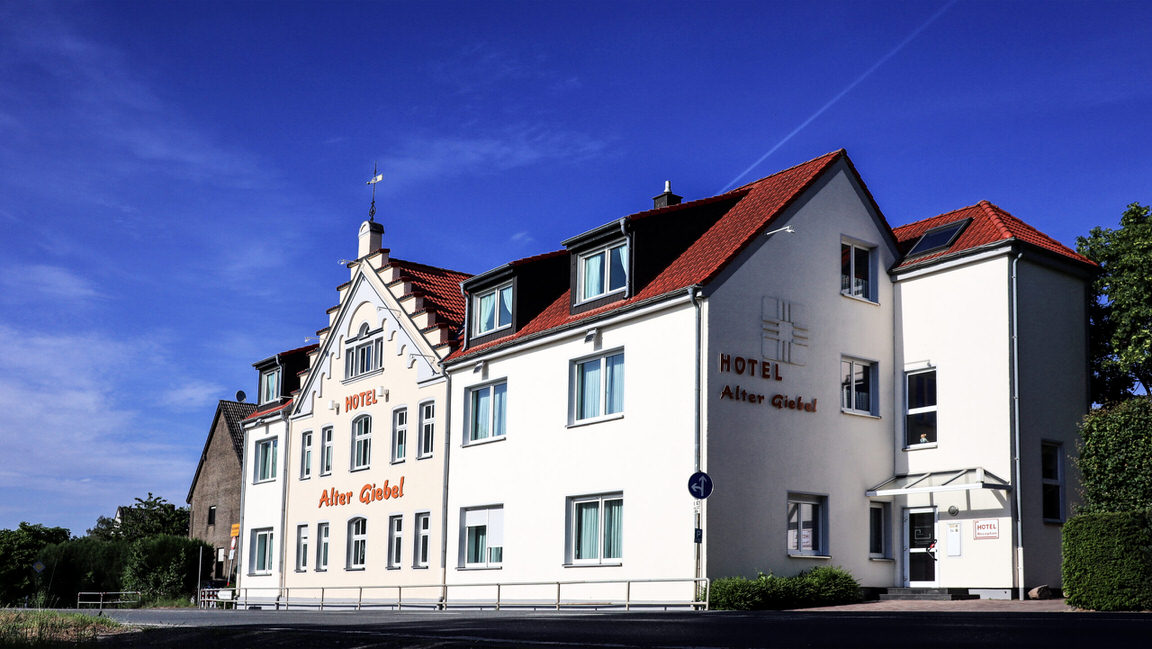 Alter Giebel, Pension in Bottrop-Kirchhellen bei Marl