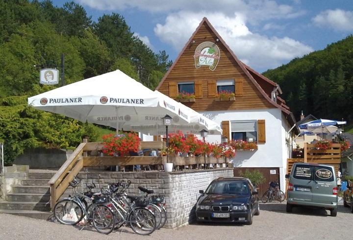 Sontra: Hotel & Restaurant Schmeddn Alm