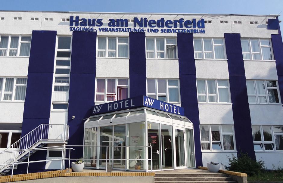 HW- Haus am Niederfeld, Pension in Berlin-Kaulsdorf bei Flughafen Berlin-Schönefeld