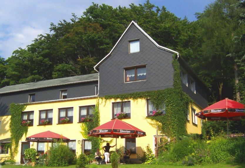 Landhotel Seifert, Pension in Marienberg