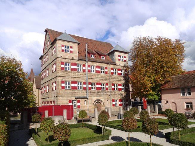 Bernet, Pension in Feucht bei Burgthann