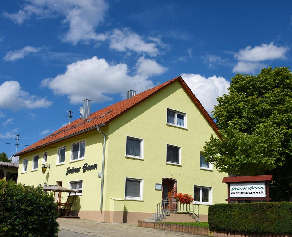 Langenau: Gasthof- Bed & Breakfast Grüner Baum