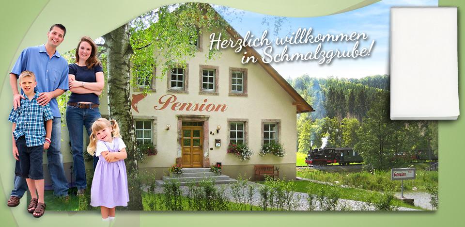 Pension & Gaststätte Forellenhof, Pension in Jöhstadt bei Mildenau