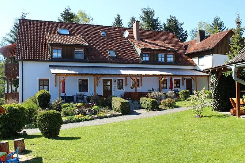 Ferienwohnung Ferienhaus Maul, Ferienwohnung in Plech-Bernheck bei Nürnberg