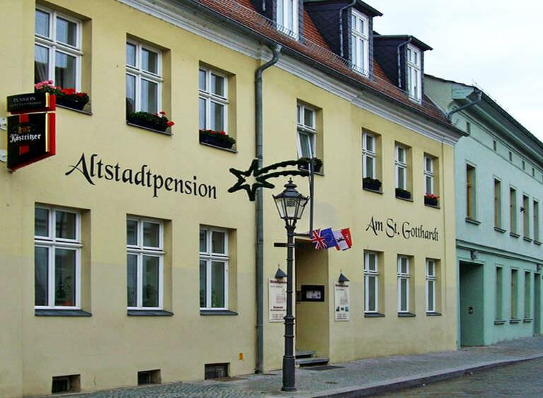 Altstadtpension Am St. Gotthard