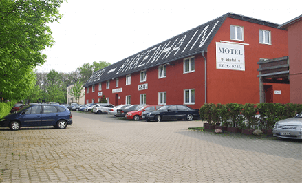 Motel Birkenhain, Pension in Birkenhain bei Trebbin