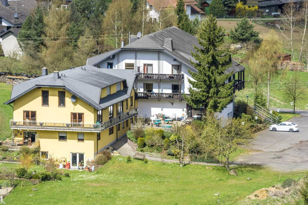 Linz am Rhein: Pension Erna