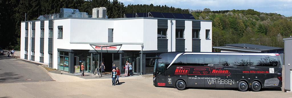 Rheinisch-Bergisches Reisezentrum, Pension in Overath bei Rösrath