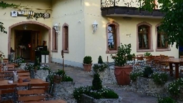 Burgheim: Hotel & Gasthaus Zur Pfalz