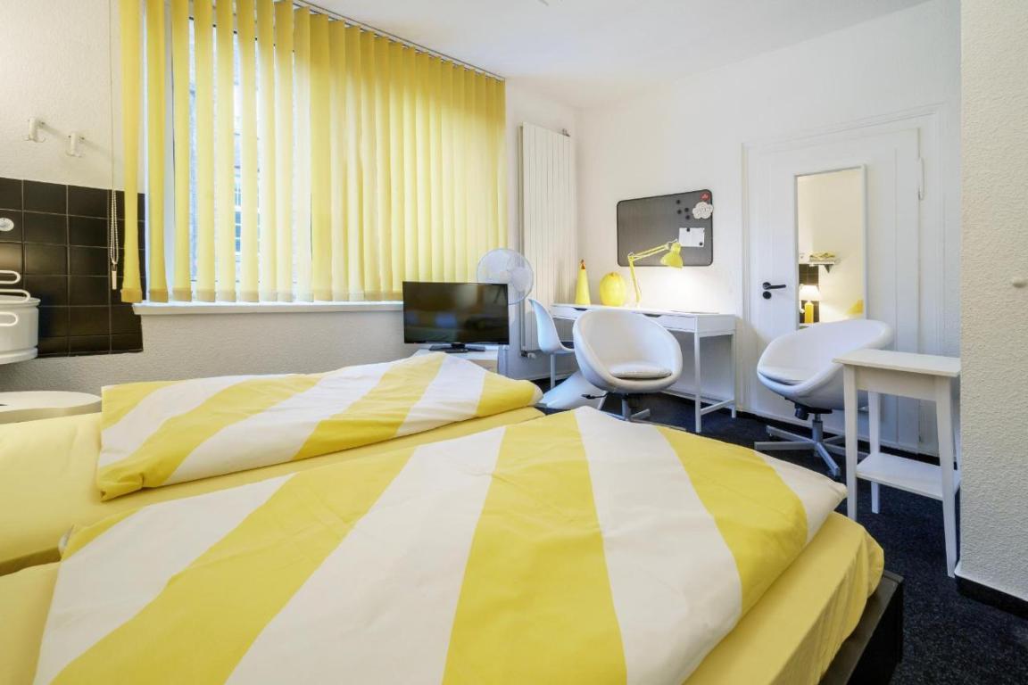 Marburg: Hotel Tusculum