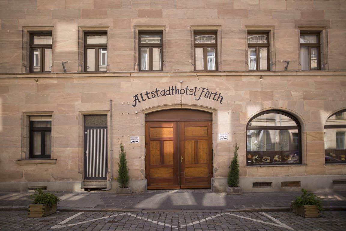 Altstadthotel Fürth, Hotel in Fürth bei Erlangen