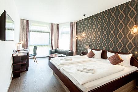 Marburg: Hotel & Restaurant Stümpelstal