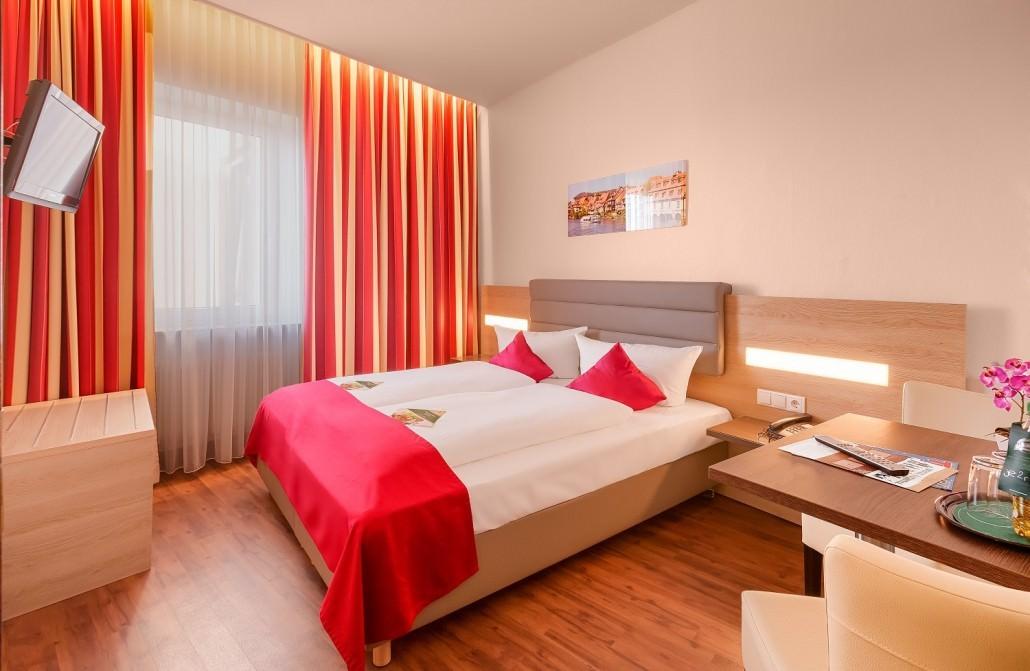 Bamberg: Hotel & Restaurant National