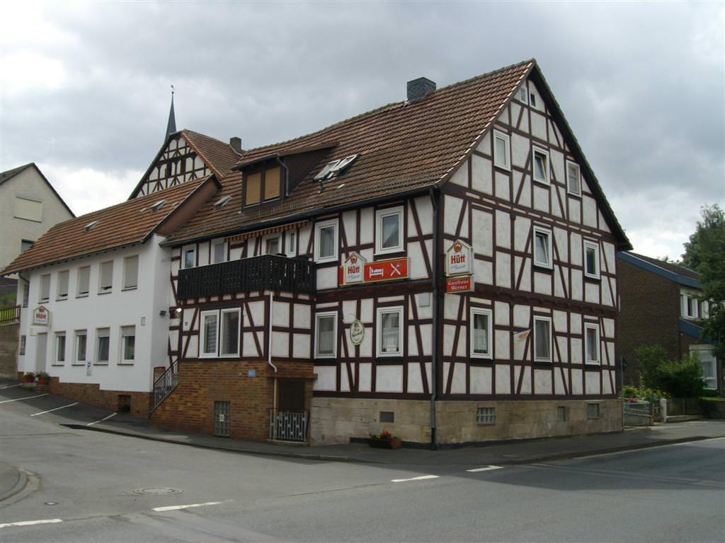 Edermünde: Pension & Gasthaus Engel