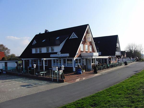 Hotel Zur Fischerklause in 26969 Butjadingen-Fedderwardersiel