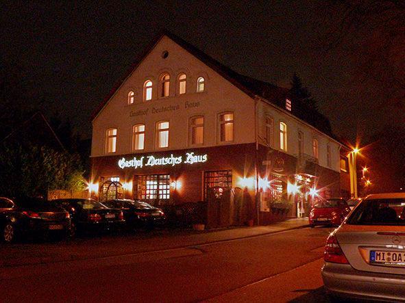 Löhne: Gasthof Deutsches Haus