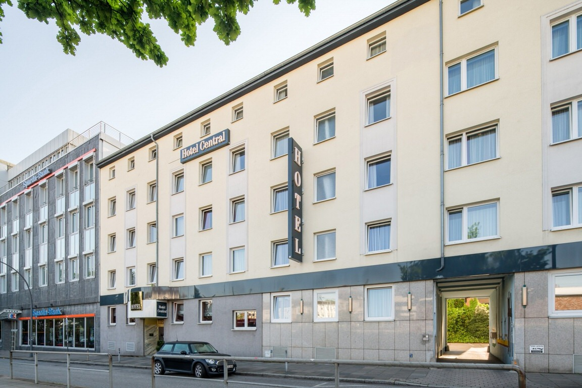 Central, Pension in Hamburg-Altona