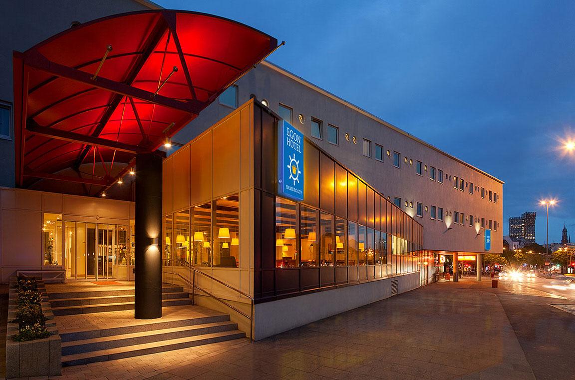 EGON HOTEL Hamburg City, Pension in Hamburg-Altona