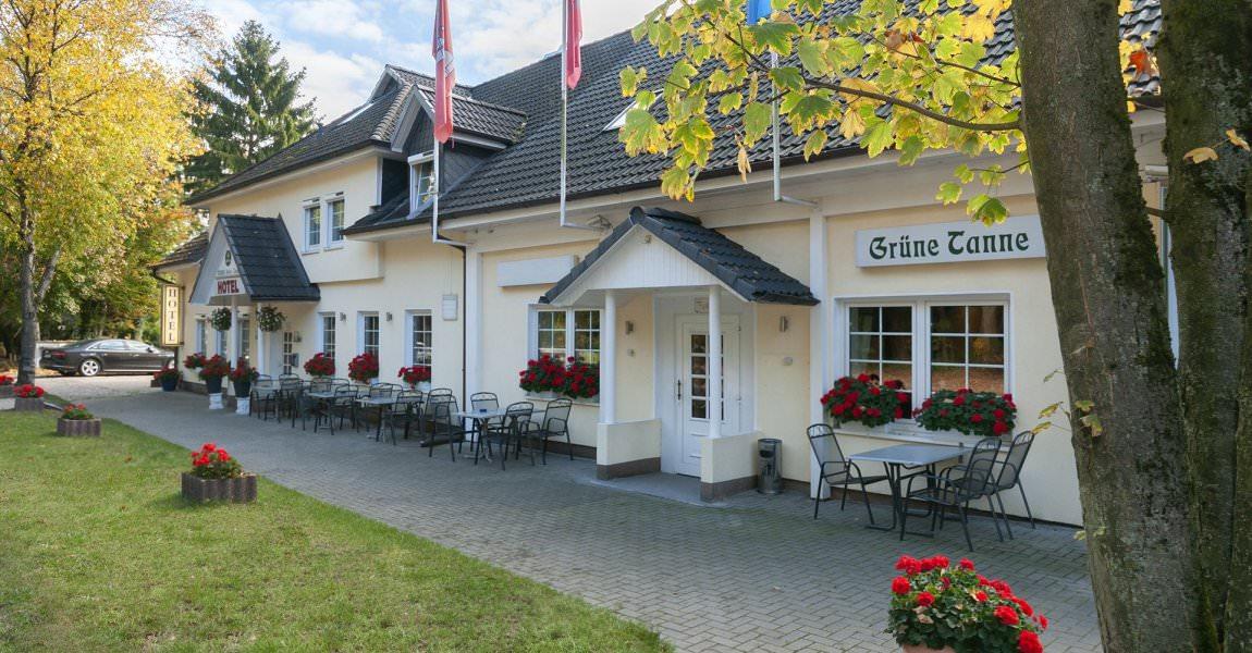 Musas Grüne Tanne, Pension in Hamburg-Harburg bei Neu-Wulmstorf