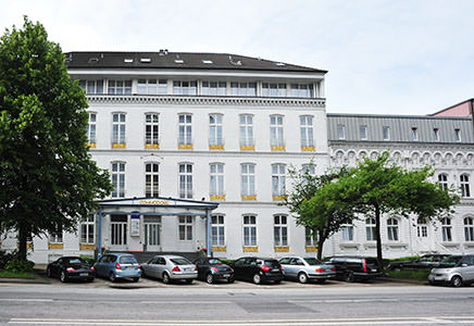 Commodore, Pension in Hamburg-St. Pauli
