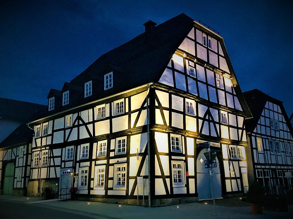 Gästehaus Haus Buuck - Rüthener Forum für Stadtentwicklung e.V., Pension in Rüthen bei Bad Westernkotten