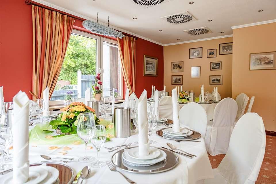 Zum Zeppelin, Pension in Hamburg bei Pinneberg