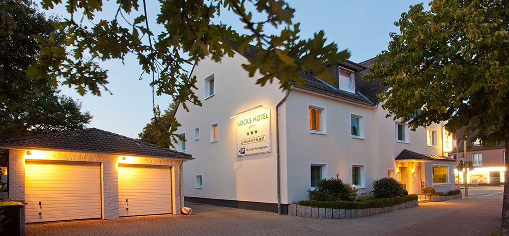 KOCKS, Pension in Hamburg-Langenhorn bei Stapelfeld