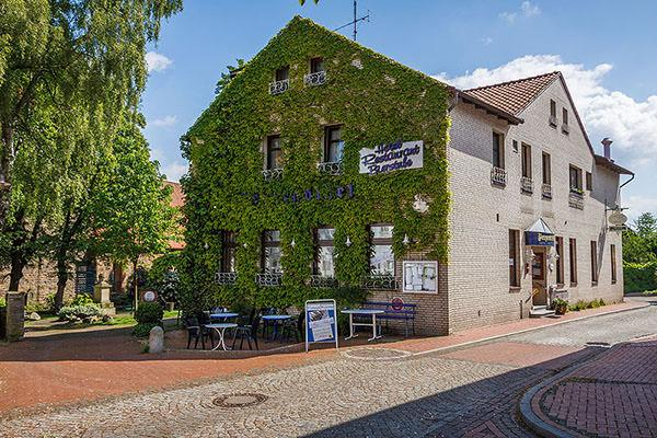 Bruchhausen-Vilsen: Hotel Perpendikel
