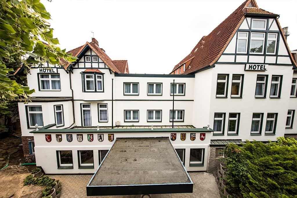 Kleines  Heimfeld, Pension in Hamburg-Harburg bei Neu-Wulmstorf