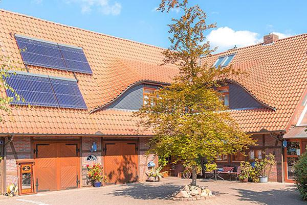 Bruchhausen-Vilsen: Pension Im Bollen