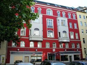 Sachsenhof, Pension in Berlin-Schöneberg
