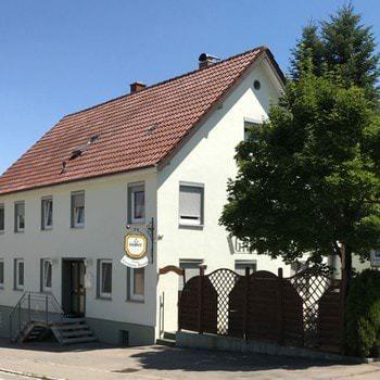 Mietingen: Gästehaus-Gasthaus Grüner Baum